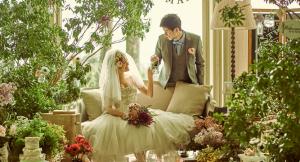 結婚式場「四季の丘 Seasons with」(WEB)