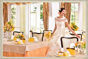 結婚式場「ブライダルヴィレッジミラベル」(WEB)