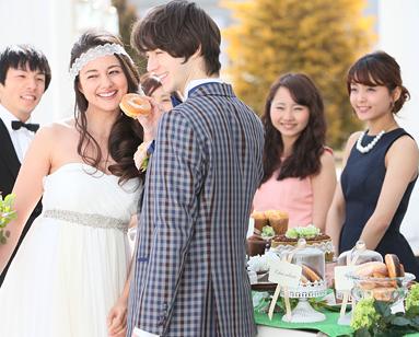 結婚式場「La Felice」(WEB)